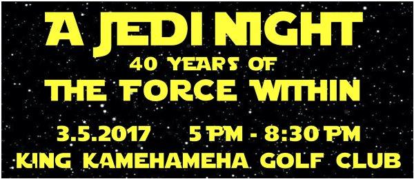 A Jedi Night